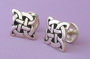 celtic-cross-cufflinks