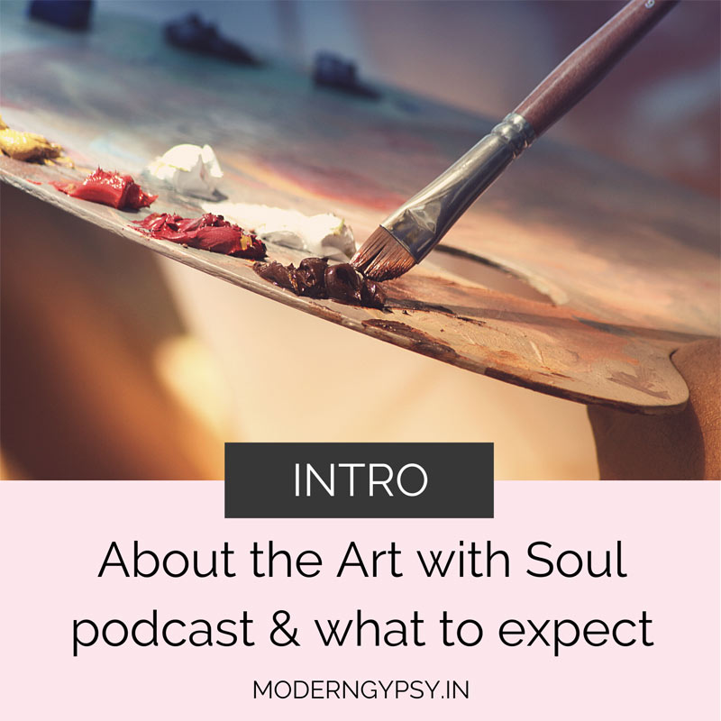 Art with Soul Podcast Intro