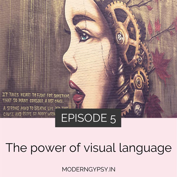 Art with Soul podcast - the power of visual language